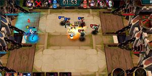 Những điều bạn cần biết về đội hình tham chiến trong game Triple Hearts Mobile