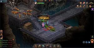 Mọi tinh hoa của dòng game kiếm hiệp tình duyên đều hội tụ trong Võ Lâm Truyền Kỳ H5