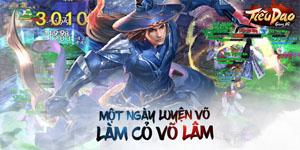 Tặng 999 giftcode game Tiêu Dao Giang Hồ Mobile