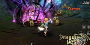 """Game thủ Dragon Nest Mobile VNG sẽ có cơ hội sở hữu cô nàng """"Vũ Công Tử Thần"""" vào tháng 11"""