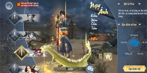 Thần Long Tam Quốc – Game nhập vai hành động đạt chuẩn hình ảnh cho đến chất chơi về Việt Nam