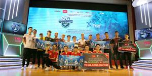 Boss CFVN tiếp tục thống trị Đột Kích Việt Nam bằng cú đúp danh hiệu và 300 triệu tiền thưởng