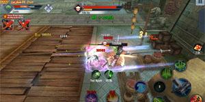 Game nhập vai chặt chém Thần Long Tam Quốc Mobile ấn định ngày ra mắt