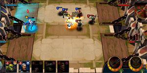 Thủ thuật kiếm Tướng và nhặt Kim Cương trong Triple Hearts Mobile dành cho dân cày