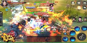 """Ngoài """"PK cực mạnh"""", bạn nhất định phải chơi Chiến Thần Ký Mobile vì 4 lý do này nữa!"""