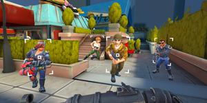 Heroes of Warland – Game FPS MOBA mang đến đấu trường 4v4 tương tự như Overwatch