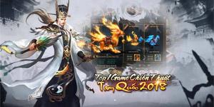 Webgame Loạn Tam Quốc cập bến Việt Nam, do CMN Online phát hành