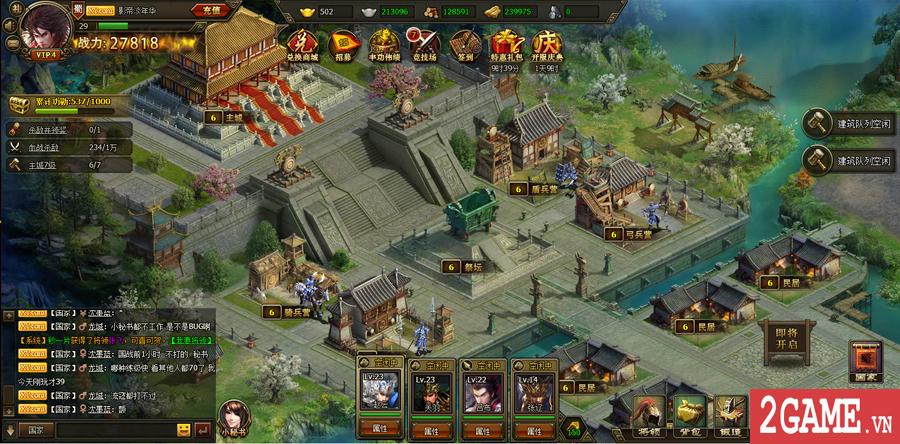 Webgame Loạn Tam Quốc