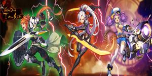 Hậu Duệ Tam Quốc Mobile cho người chơi phát triển nhân vật từ ngoại hình cho đến kỹ năng