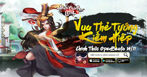 Tặng 555 giftcode game Giang Hồ Hiệp Khách Lệnh Mobile