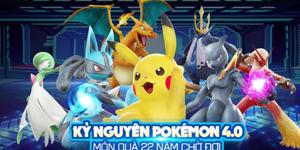Làng Quái Thú Mobile hứa hẹn là một hiện tượng game bắt Pokemon đáng chơi nhất hiện nay