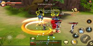 Hậu Duệ Tam Quốc Mobile ngày ra mắt: Game thủ tập trung cày cuốc nhưng không quên chiêu mộ thành viên bang