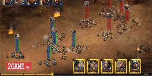 Game mobile chiến thuật dụng binh Cửu Châu Tam Quốc Chí về Việt Nam
