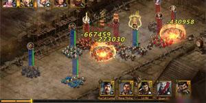 Trải nghiệm Cửu Châu Tam Quốc Chí: Game thẻ tướng truyền thống với những trận đấu đậm tính chiến thuật