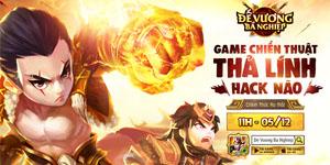Tặng 888 giftcode game Đế Vương Bá Nghiệp Mobile
