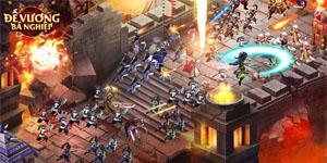 Đế Vương Bá Nghiệp Mobile – Game chiến thuật thả lính chính thức Open Beta ngay hôm nay