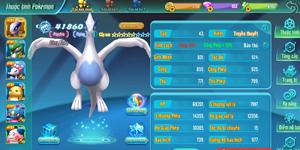 Game thủ Làng Quái Thú Mobile được tự do lựa chọn các kiểu nuôi dưỡng Pokemon