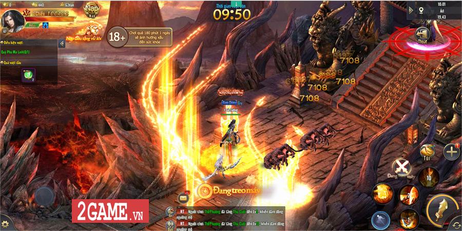 Phong Vân H5