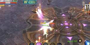 MU Awaken VNG: Fairy Elf là class duy nhất sở hữu bộ kĩ năng toàn diện từ tấn công đến phòng thủ và hỗ trợ