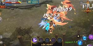 MU Awaken VNG: Dark Wizard là pháp sư thống trị mọi nguyên tố rất được người chơi yêu thích