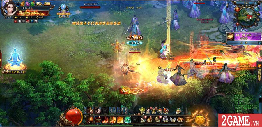 Webgame Mộng Tru Tiên