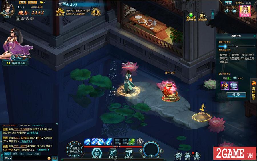 Webgame Thiên Địa Hội