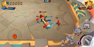 Spiral Storm – Game thẻ bài kết hợp MOBA lấy đề tài Vua Sư Tử cực kỳ mới lạ