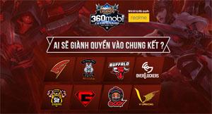 Hứa hẹn đầy gay cấn tại vòng Play-off giải Mobile Legends Bang Bang VNG