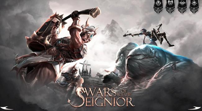 Wars of Seignior – Game đấu thẻ bài ma thuật hỗ trợ các trận chiến PVP thời gian thực vô cùng sống động