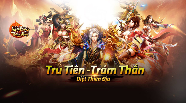 Long Chiến Thương Khung Mobile – game MMORPG 2D nhẹ nhàng, trong sáng cập bến Việt Nam