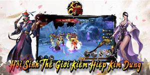 Kim Cổ Tranh Hùng – Thêm một dự án game Việt nữa chuẩn bị ra mắt game thủ Việt