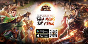 Công Thành Xưng Đế Mobile – Thêm một game chiến thuật điều binh khiển tướng nữa cập bến Việt Nam