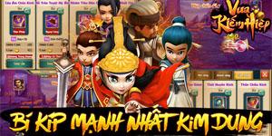 Vua Kiếm Hiệp – Tân Chưởng Môn khiến người chơi ngập mặt trong bí kíp võ học
