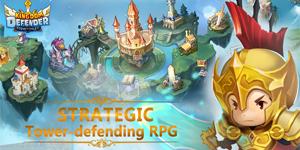 Kingdom Defender: Game phòng thủ tháp với phong cách huấn luyện quân đội độc đáo