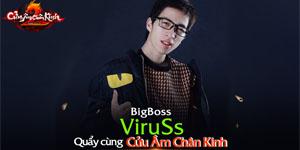 """Hoàng Viruss bày tỏ mong muốn du nhập vào game Cửu Âm Chân Kinh Online để làm…""""thái giám"""""""