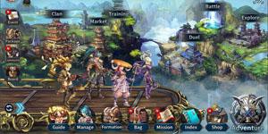 Top game nhập vai đấu thẻ tướng nổi tiếng xứ Hàn Final Blade Mobile sắp ra mắt bản tiếng Việt