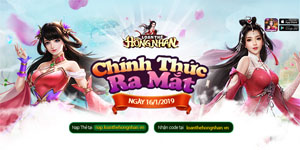 Tặng 777 giftcode Loạn Thế Hồng Nhan Mobile