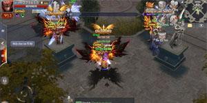 MU Awaken VNG cho người chơi chạm mốc 400 lv và thăng chức lên ngưỡng Master siêu mạnh