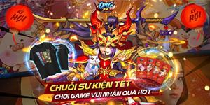 OMG 3Q tổ chức chuỗi sự Tết Nguyên Đán nhằm tri ân cộng đồng game thủ