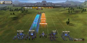 Cảm nhận Long Đồ Bá Nghiệp Mobile: Lối chơi chiến thuật chuyên sâu và cuốn hút