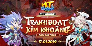 MT Tam Quốc – DotA Truyền Kỳ 2 tiếp tục làm mới sau gần một tháng ra mắt làng game Việt
