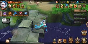 Đại Chúa Tể Mobile đang từng bước chinh phục người chơi nhờ chất gameplay đột phá