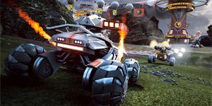 Switchblade – Game đua xe hành động đậm chất MOBA ra mắt miễn phí trên Steam