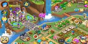 Qube Town – Game nông trại mang dáng dấp đồ họa Minecraft của Webzen