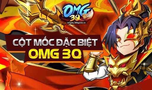 Những cột mốc đáng nhớ trên chặng đường phát triển của OMG 3Q tại thị trường Việt Nam