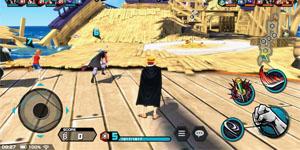 Game hành động ONE PIECE Bounty Rush ra mắt phiên bản tiếng Anh, game thủ Việt đã có thể trải nghiệm