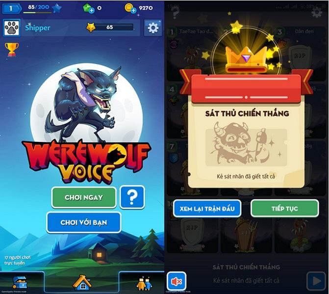 Werewolf Voice