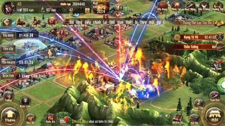 Trải nghiệm Long Đồ Bá Nghiệp Mobile: Chất chơi chiến thuật chuẩn vị quốc chiến