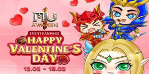 Game thủ MU Awaken VNG ăn tết chưa hết lại còn được đón luôn lễ Valentine