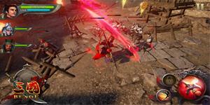 Game hành động Blade of Kingdoms đã có phiên bản chính thức cho game thủ Đông Nam Á